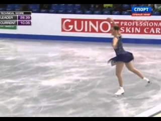������ �� ���� ����))))))))))) 2014 European Figure Skating Championships - Jenna McCorkell - Short Program